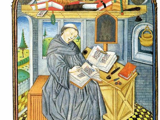I francescani e gli occhiali