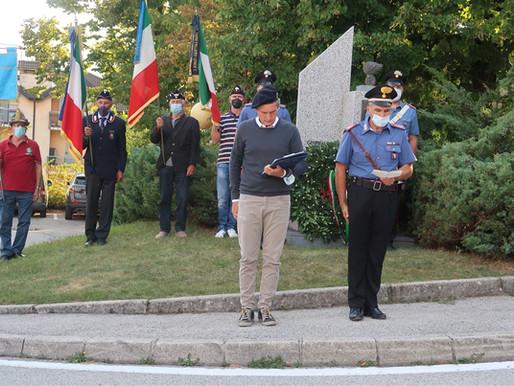 A Levico Terme cerimonia in commemorazione dell'omicidio del generale Carlo Alberto Dalla Chiesa