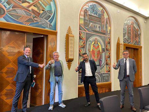 Vasco Rossi e grandi eventi per far conoscere il Trentino