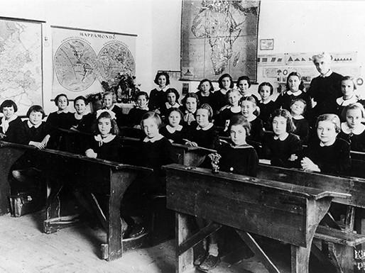 Le scuole a Pergine: cinque secoli sui banchi