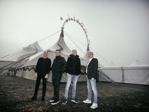 Domani al Parco di Levico concerto dei Circus Quartet