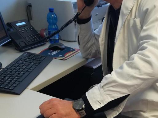 I medici di medicina generale reperibili telefonicamente per tutta la giornata