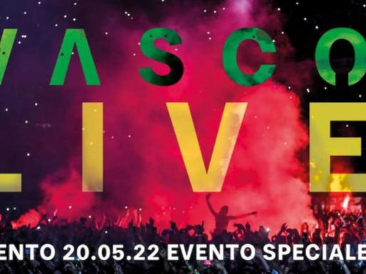 Vasco Rossi a Trento il 20 maggio 2022