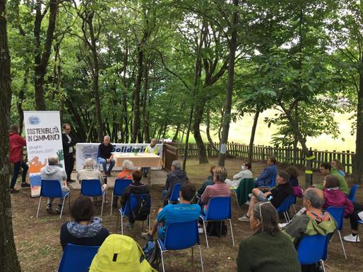 Vigolana: tanti spunti dall'incontro per parlare di turismo sostenibile