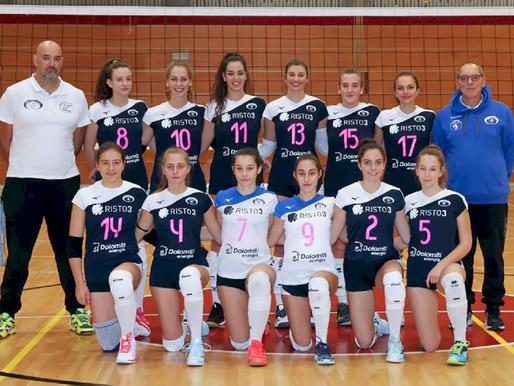 Alta Valsugana Volley: parla la capitana Giulia Santuari
