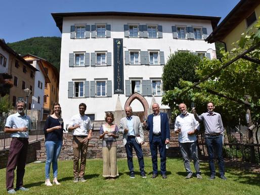 Oggi il convegno sui vigneti terrazzati della Val di Cembra fra riconoscimenti e nuove sfide