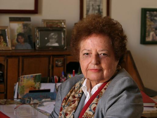 """""""La memoria come bussola del futuro"""". La testimonianza di Lia Levi all'Agosto degasperiano"""