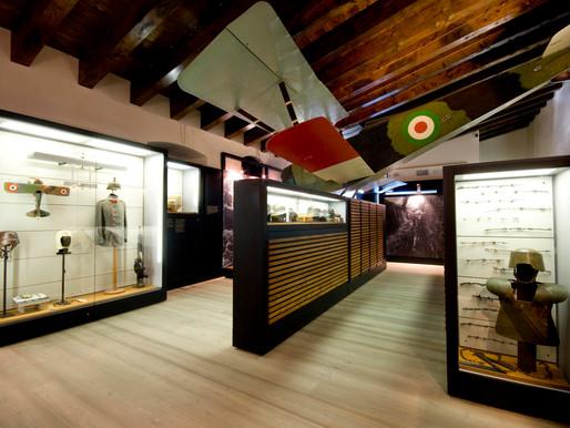Riapre anche il Museo della Guerra per visite guidate e attività su prenotazione per le scuole