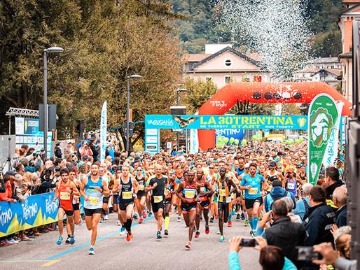 Il 26 settembre torna LA 30 TRENTINA organizzata dall'ASD Non Solo Running