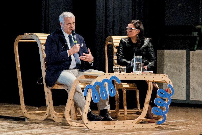 Sandro Campagna intervistato da Emanuela Macrì