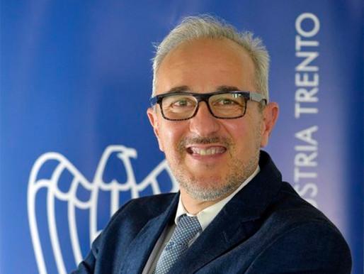 Marco Giglioli è il nuovo Presidente della SezioneMeccanica, Meccatronica e Impianti