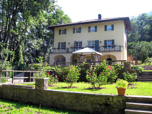 Parco Tre Castagni: i segreti svelati dal manoscritto di Gasperini