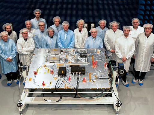 Parla trentino il radar pronto ad andare alla scoperta delle Lune di Giove