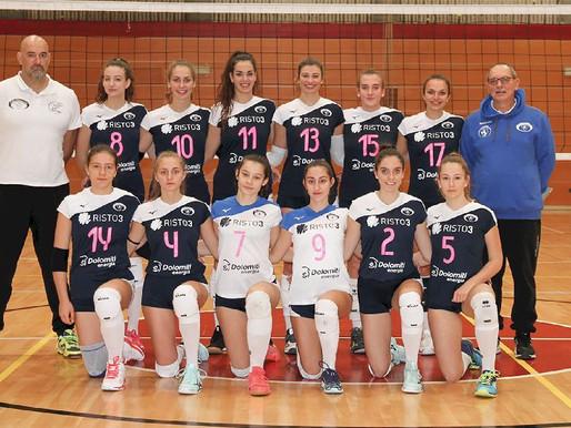 Alta Valsugana Volley: giovanissime e bravissime