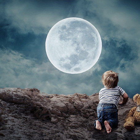 Luna piena di aprile 2020