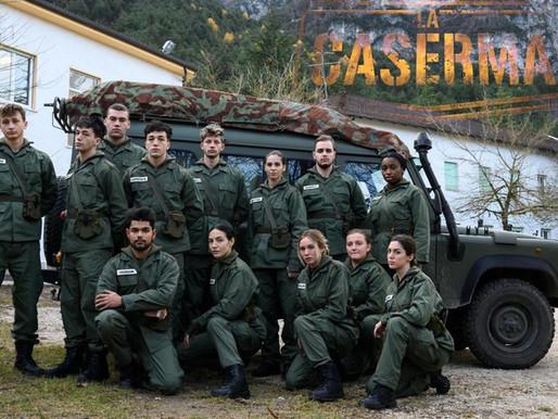 """Da domani su Rai2, Levico Terme è la location del docu-reality """"La Caserma"""""""