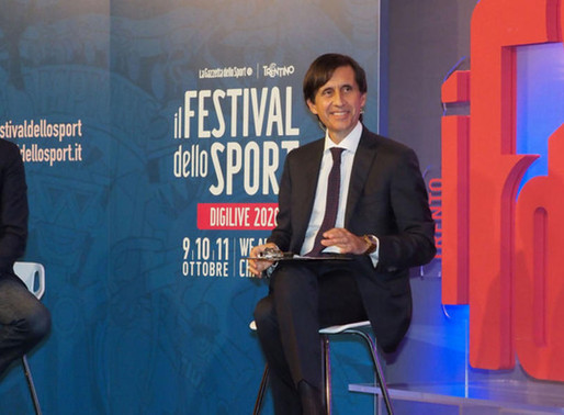 """Il Festival dello Sport di Trento dal 9 all'11 ottobre con il titolo """"We are the Champions"""""""