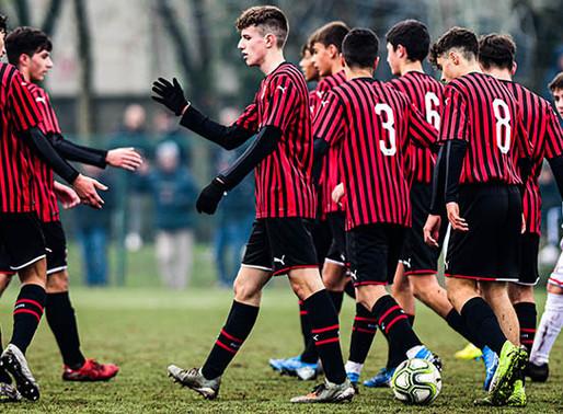 Sull'altopiano di Piné arrivano in ritiro precampionato le giovanili Under 15 e Under 16 del Milan