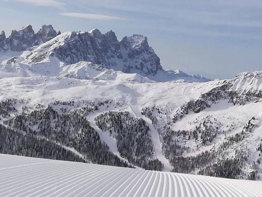 Coppa del mondo di sci: in Val di Fassa le gare veloci cancellate in Cina
