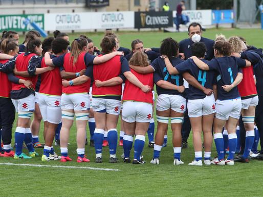 Rugby: la trentina Gaia Maris nuovamente in azzurro e in diretta Tv