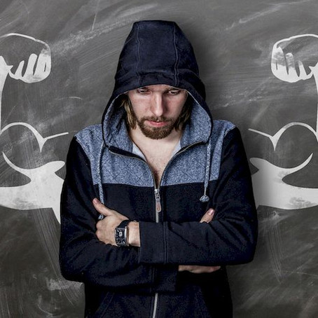 Uomini: la guarigione dell'energia maschile
