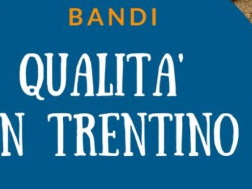 Commercio: riduzione dell'Imis al 50% per i pubblici esercizi e Bandi Qualità in Trentino