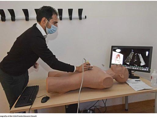Covid-19: ecco un supporto per la diagnosi rapida grazie all'Università di Trento