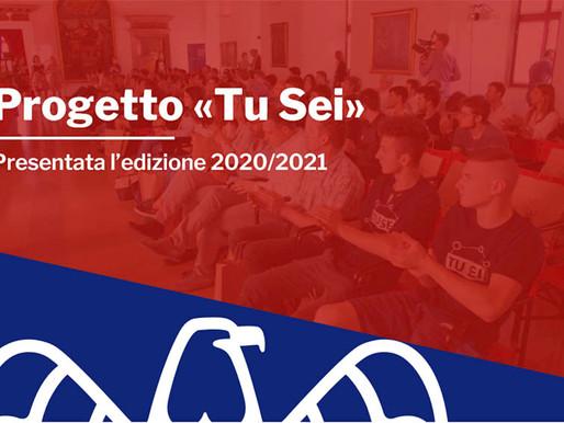 """Tu sei"": presentata l'edizione 2020/2021 in modalità telematica"