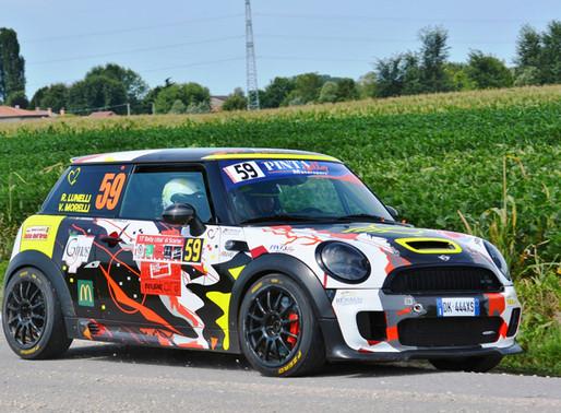 Pintarally Motorsport: a podio con Rino Lunelli al rally di Scorzè