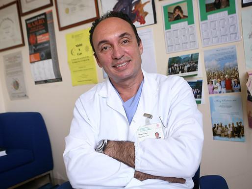 La salute degli occhi in tempi di Covid-19: intervista al professor Antonio Pasquale Ciardella