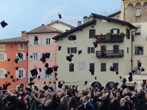 L'Università di Trento seconda in Italia, dopo Padova, per autorevolezza dei docenti
