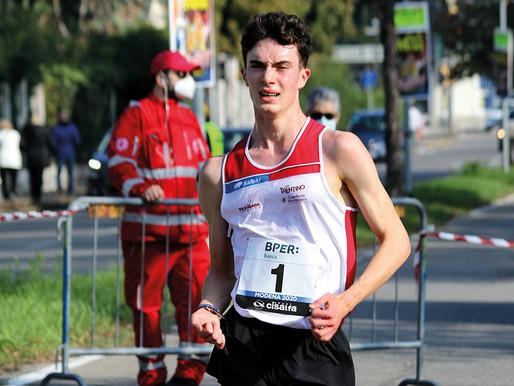 Aldo Andrei: ai campionati italiani il record personale non basta per il podio in una gara difficile