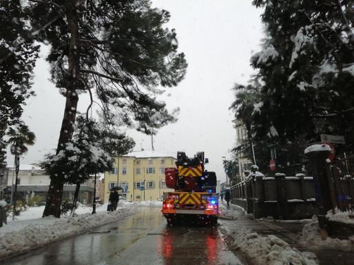 Protezione civile trentina: attenzione al ghiaccio sulle strade
