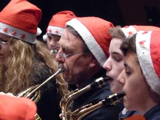 Il 28 a Pergine c'è il Concerto di Natale con la banda cittadina