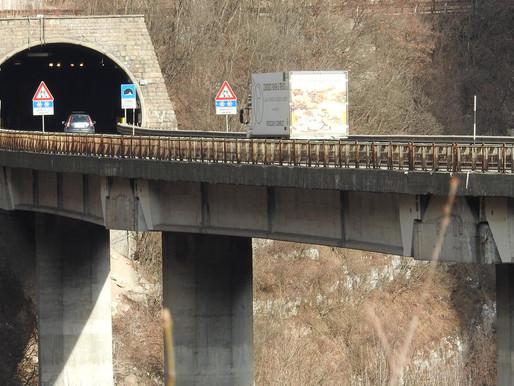 Viadotto dei Crozi: dal primo maggio scatta la nuova viabilità per lavori