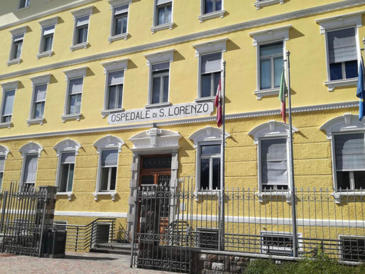 Ospedali di Borgo Valsugana e Cavalese: nominati i direttori delle chirurgie generali