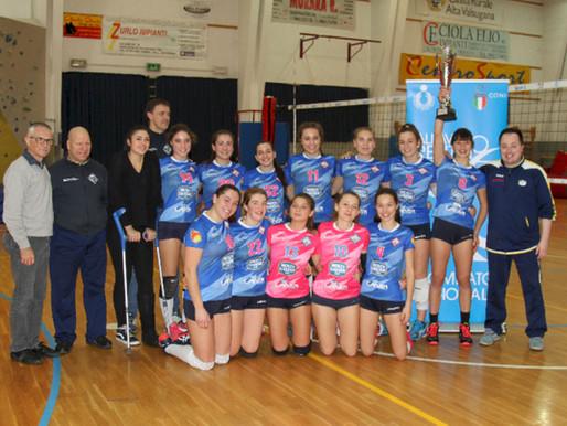 Lakes Levico-Caldonazzo vince la Coppa province