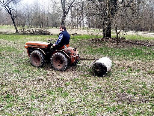 A Selva di Grigno partito il recupero dei campi coltivati a cereali o a leguminose