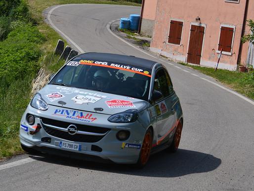 Al Benacus primo posto di classe per Capuzzo e                    Lunelli, ritiro per Pintarelli