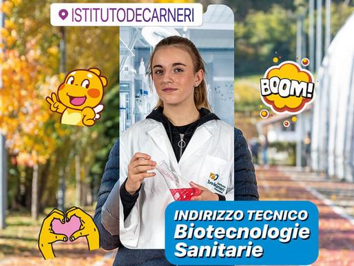 All'Istituto De Carneri di Civezzano l'Open day è personale