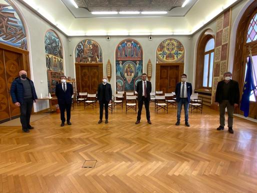 Raddoppio SS 47 della Valsugana: il presidente Fugatti incontra il commissario Stefano Torresani