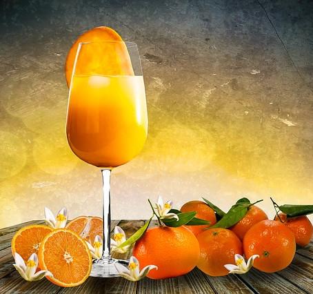 Portate in tavola il gusto, il colore e la salute: date spazio agli agrumi