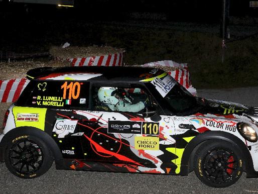 Lunelli Rino / Morelli  vincono al Rally di Como il Titolo di classe ACI Rally Cup Italia 2020