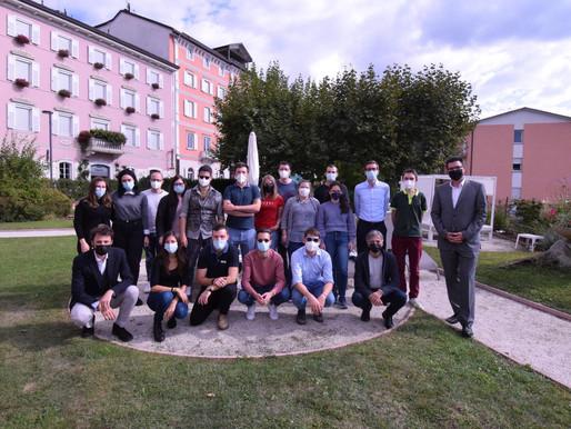 A Levico Terme la tappa trentina dell'Accademia dell'Euregio