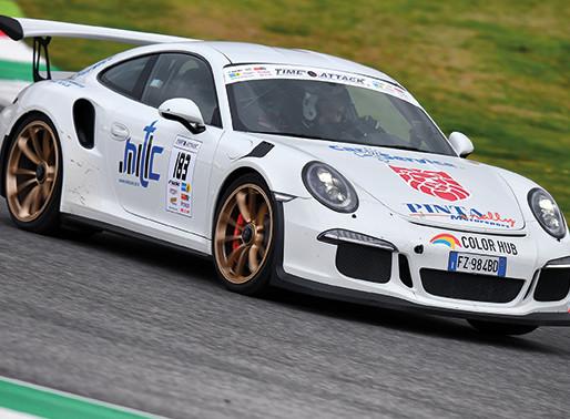 Pintarally Motorsport: al Mugello ottimo debutto del neo acquisto Ivan Melchiori
