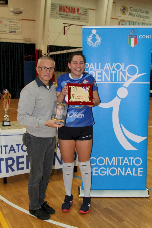 Lisa Rossi (Foto Giuseppe Facchini)