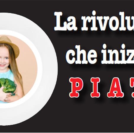 La rivoluzione che inizia dal piatto