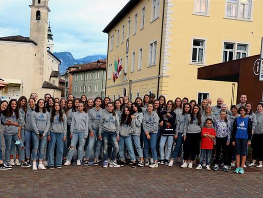 Presentata a Borgo la nuova stagione del GS Ausugum Volley