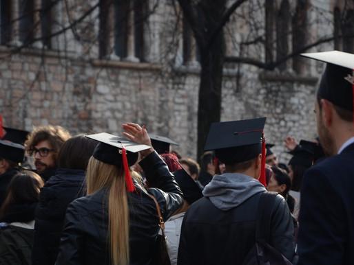Sabato 23 ottobre torna la cerimonia di laurea in Piazza Duomo a Trento
