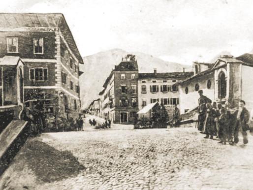 Le scuole a Borgo: cinque secoli sui banchi